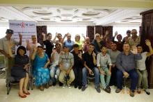 Представители советов ключевых групп населения повышают знания в сфере охраны здоровья и социальной защиты