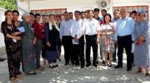 AFEW-Таджикистан внедряет новые подходы и развивает советы представителей ключевых групп населения